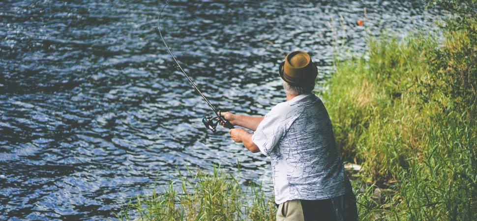 Wie stehst du zu deinem Hobby Angeln?