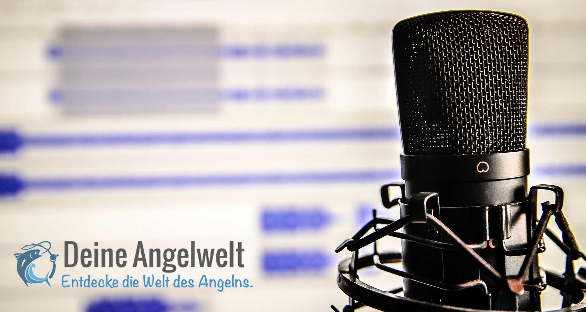 Angeln Podcast - Spannende Themen rund ums Angeln