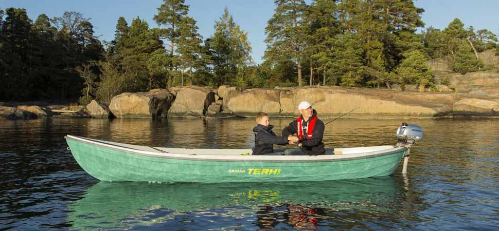 3 Gründe, warum du das Angeln vom Boot ausprobieren solltest